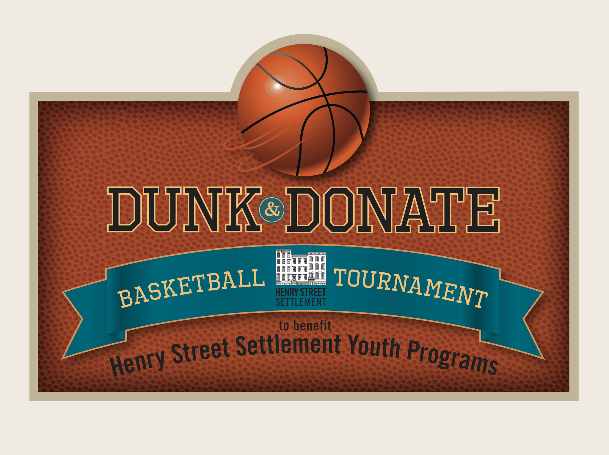 HSS — Dunk and Donate
